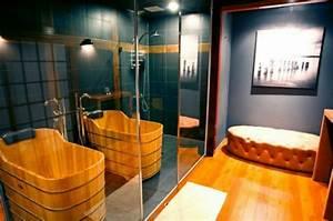 une salle de bain japonaise moving tahiti With salle de bain japonaise traditionnelle