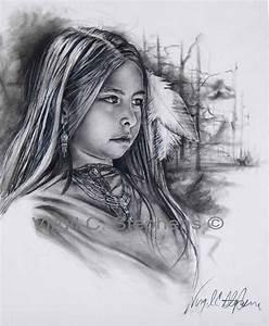 Growing Up Original pencil drawing by Virgil C Stephens