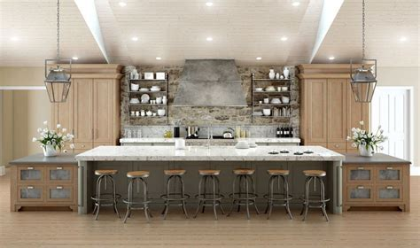 stylish kitchen design 64 deluxe custom kitchen island designs stove kitchens 2593