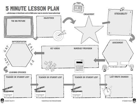 Six Point Lesson Plan Template Costumepartyrun