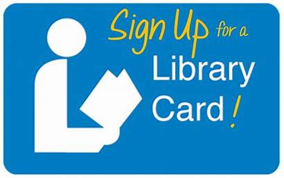 Library Card Month National Auglaize September Cards