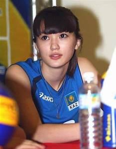 Pictures: Sabina Altynbekova, Kazakh teen volleyball ...