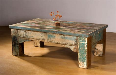 Bartlett Coffee Table Reclaimed Wood