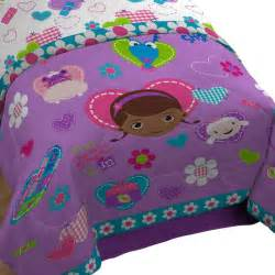 disney doc mcstuffins twin comforter animal friends