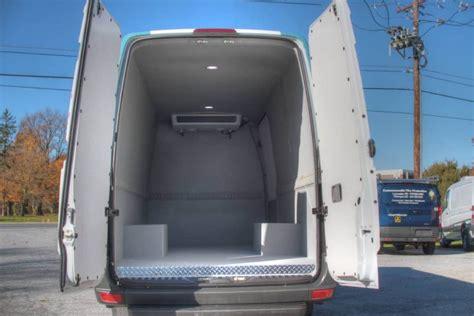 seafood delivery van big catch  commercial van