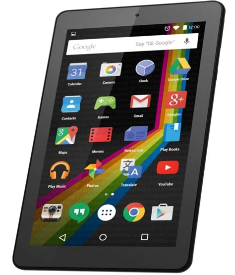 android tablets 2015 polaroid unveils budget android tablets at ces
