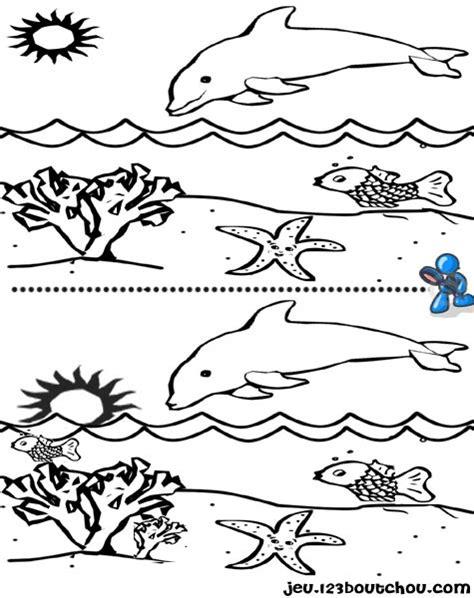 jeux de cuisine pour filles gratuit jeu des 5 différences 39 dauphin 39 gratuit en ligne à