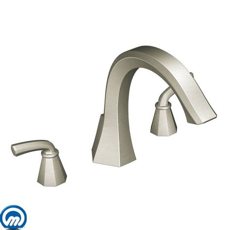 faucet com ts243bn in brushed nickel by moen