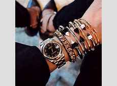 50 Unique Bracelet Watch Stack Ideas to Upgrade Your Wrist