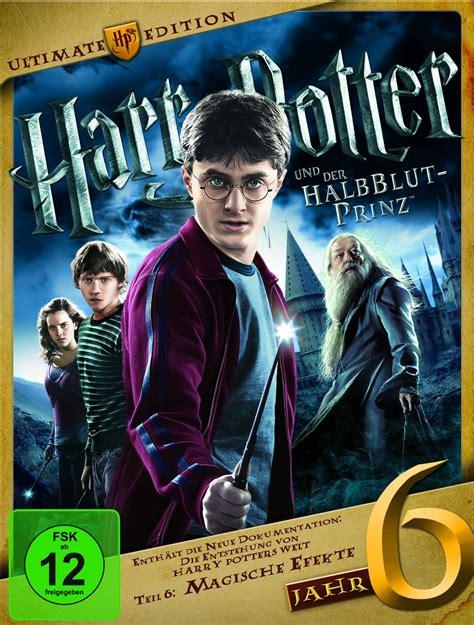 Harry Potter Und Der Halbblutprinz Ultimate Edition