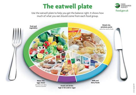 Diagram Of Healthy Plate by Principles Of Healthy Nutrition Madame Gourmand