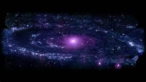 "NASA | Take a ""Swift"" Tour of the Andromeda Galaxy - YouTube"