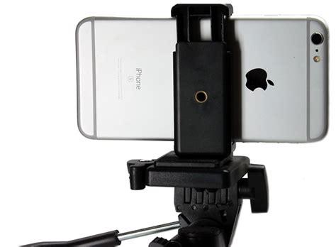 iphone tripod adapter remora s1 iphone universal cell phone tripod monopod