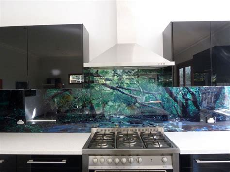 designer glass splashbacks for kitchens adelaide glass painters leadlight studio glass splashbacks 8665
