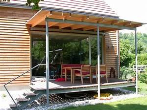 terrasse balkon dachsanierung innenausbau With französischer balkon mit garten pergola