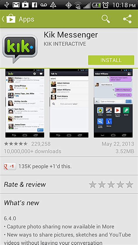 kik for android how to kik on android phones