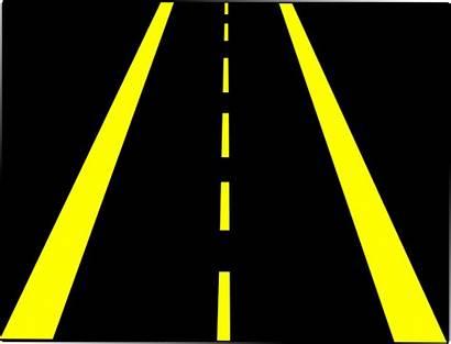 Highway Clipart Clip Freeway Roadway Vector Cliparts
