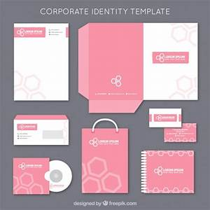 25+ Best Corporate Identity Designs Free Vector