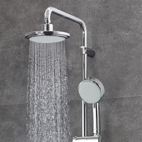 grohe  tempesta cosmopolitan  shower system