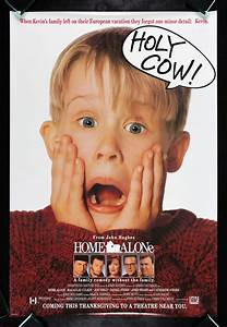 HOME ALONE * CineMasterpieces ADVANCE 1SH ORIGINAL MOVIE ...