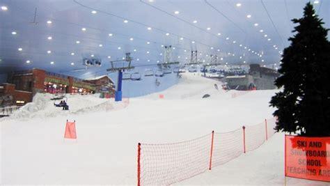 piste de ski interieur belgique moyen orient voyage autour du monde