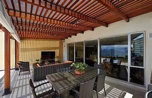 Terrassenuberdachungen aus holz und metall for Terrassenüberdachungen aus holz