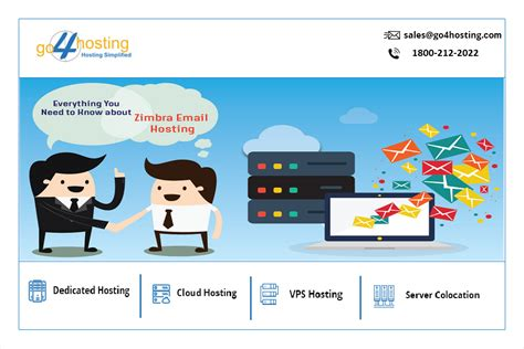 #Go4Hosting offers cheap #zimbra #email #hosting in #India ...