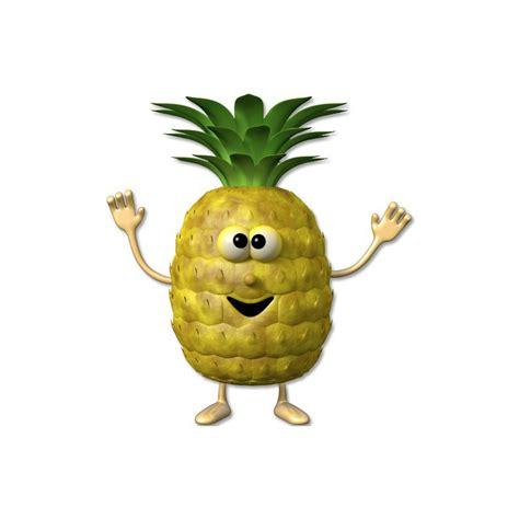 stickers pas cher chambre bébé stickers ananas rigolo sticker fruits et légumes pas cher