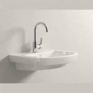 Mitigeur Grohe Lavabo : mitigeur lavabo bec haut eurostyle cosmopolitan ~ Dallasstarsshop.com Idées de Décoration