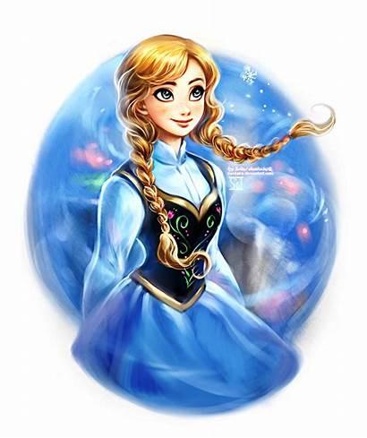 Anna Disney Princess Fan Characters Walt Fanpop