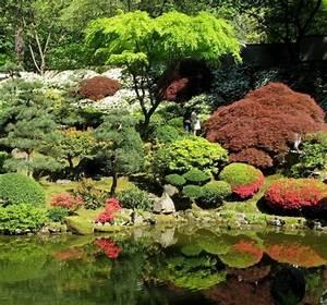 Pflanzen Für Japanischen Garten : japanische g rten erstaunliche fotos ~ Lizthompson.info Haus und Dekorationen