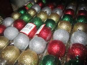 how to make a cheap christmas ornament wreath thesuburbanmom