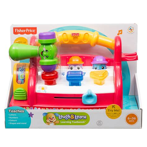 fisher price tool bench fisher price laugh and learn images