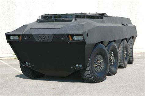 Gpv Colonel 8x8x8 Armoured Personnel Carrier Army