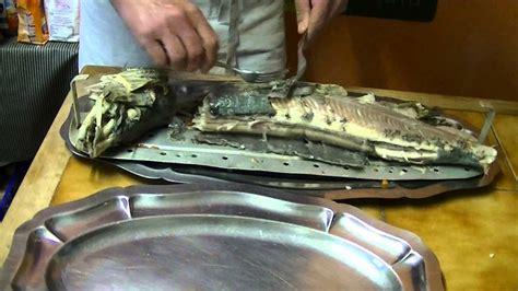 comment cuire et désarêter un brochet tuto cuisine