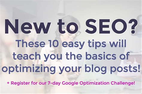 Easy Tips For Writing Seo Friendly Blog Posts She