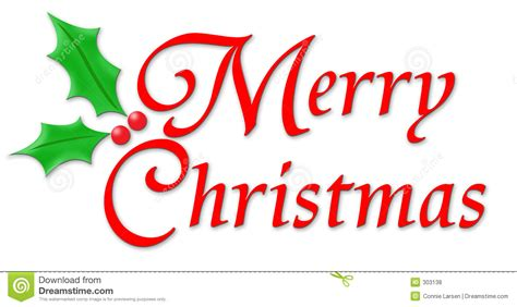free christmas text clipart clipground