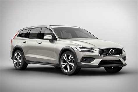 2019 Volvo V60 Cross Country Wagon Uncrate