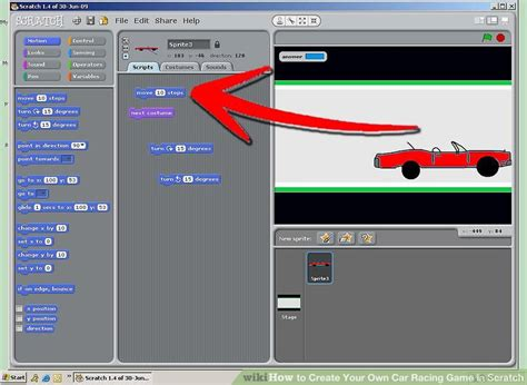 How To Create Your Own Car Racing Game In Scratch