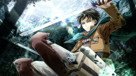 levi attack  titan shingeki  kyojin