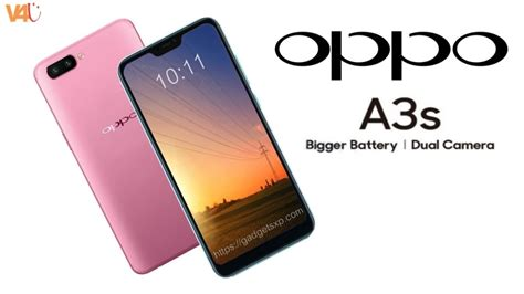 oppo a3s release date price specifications ai selfie features launch