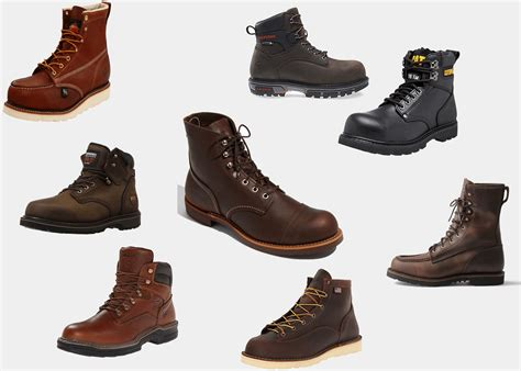 The 11 Best Work Boots For Men Improb