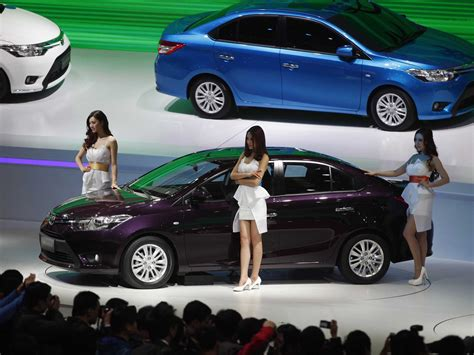 China Car Market Up 14% To 20 Million Sales