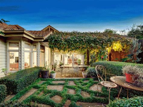 Photo Of A Cottage Garden Design From A Real Australian