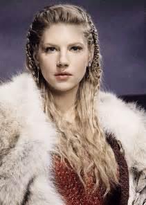 Vikings Lagertha Hairstyles