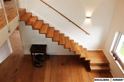 fabriquer un ilot central cuisine pas cher escalier bois moderne mzaol com