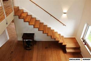Main Courante Escalier Intérieur : l 39 escalier design autoporteur suspendu metalique marche ~ Edinachiropracticcenter.com Idées de Décoration