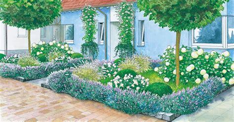 Kleines Bäumchen Für Vorgarten by Gestaltungsideen F 252 R Symmetrische Vorg 228 Rten Mein Sch 246 Ner