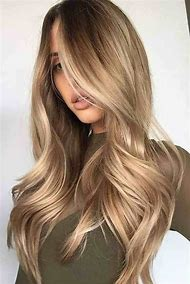 2018 Light Brown Hair Colors