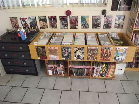 Comics Storage Unit